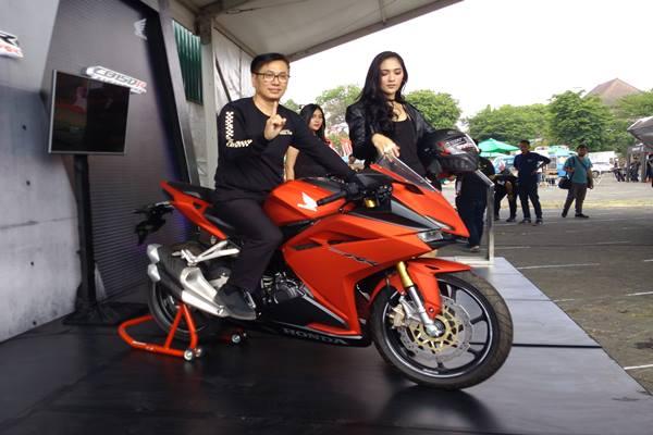 Marketing Region Head Astra Motor Jateng Sukamto Margono - Istimewa
