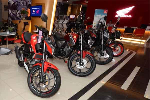Diler Sepeda Motor Honda.  - wahanaartha.com