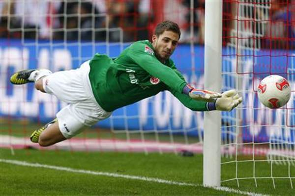 Kevin Trapp - Reuters