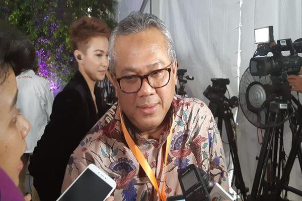 Ketua Komisi Pemilihan Umum (KPU) Arief Budiman. - JIBI/Jaffry Prabu