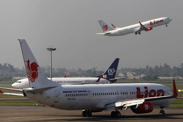 Pesawat Lion Air - Reuters/Beawiharta