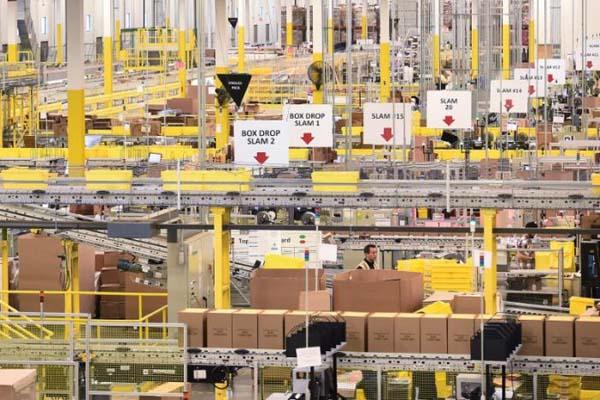 Revolusi 4.0 : Ini Tantangan Sektor Logistik - Ekonomi Bisnis.com