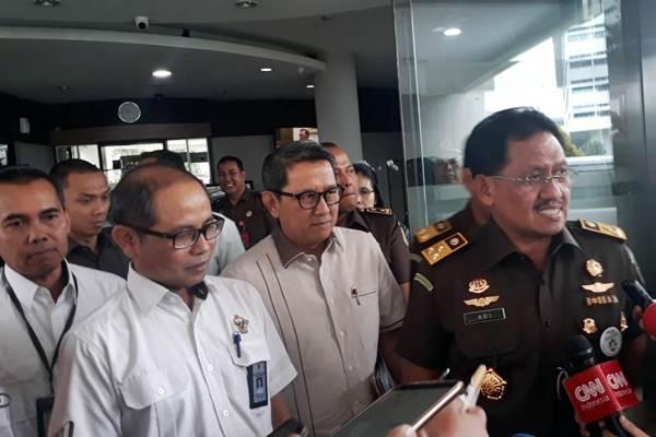 Kejagung Siap Lawan Gugatan Praperadilan SP3 Kasus Lahan ...