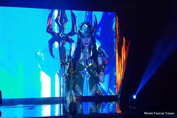Kadita, karakter hero terbaru dari Mobile Legends yang diangkat dari cerita Nyi Roro Kidul/Bisnis - Yusran Yunus