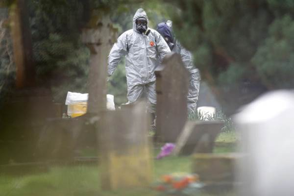 Aparat menemukan kuburan massal - Reuters/Arsip