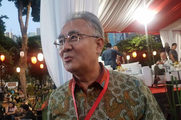 Duta Besar Jepang untuk Indonesia Masafumi Ishii - Antara/Yashinta Difa