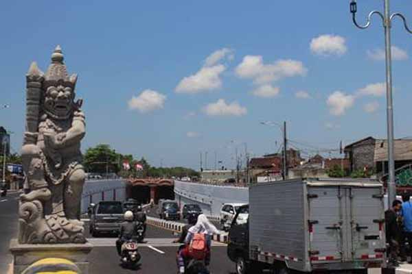 Uji Laik Fungsi jalan Underpass Simpang Tugu Ngurah Rai, Senin (10/9/2018) - Ni Putu Eka Wiratmini