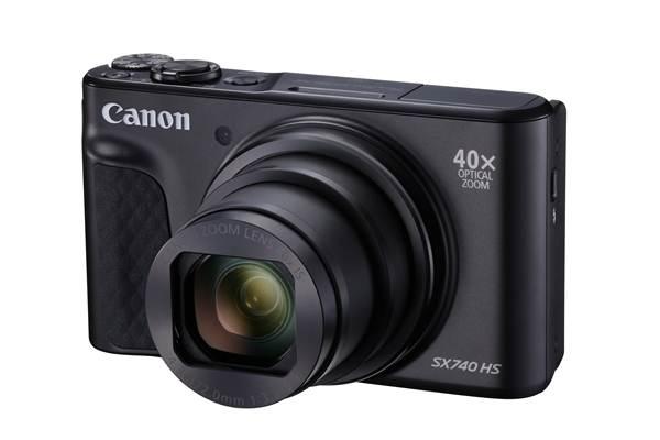 Canon PowerShot SX740 HS - Canon