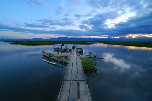 Danau Limboto - kodam/wirabuana.mil.id
