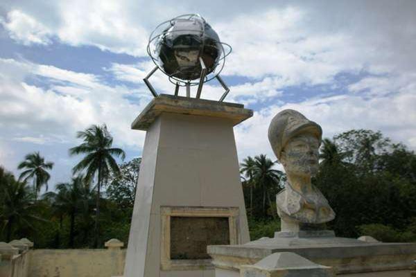 Museum Perang Dunia II di Morotai - Istimewa