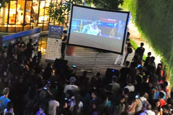 Kemeriahan balinale tahun lalu - Balinale.com