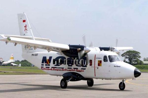 Pesawat N219 Nurtanio - Antara