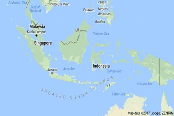 Peta Indonesia - Istimewa