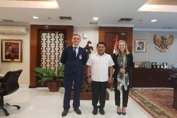 Tim OBG dengan jenderal Moeldoko - istimewa