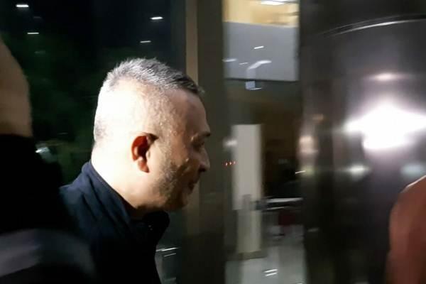 M Faizal tiba di Gedung KPK - Bisnis/Rahmad Fauzan