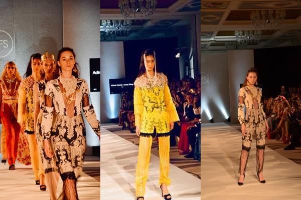 Tenun Sumba Timur Melenggang Di Milan Fashion Week Spring Summer 2019 Lifestyle Bisnis Com