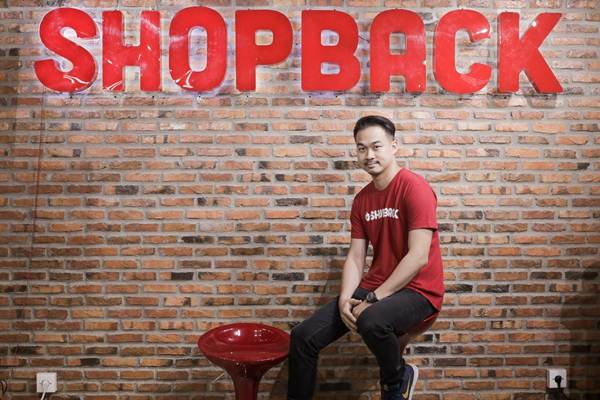 Co-founder dan Country Head of Shopback Indonesia Indra Yonathan di Jakarta, Kamis (15/3/2018). - JIBI/Felix Jody Kinarwan