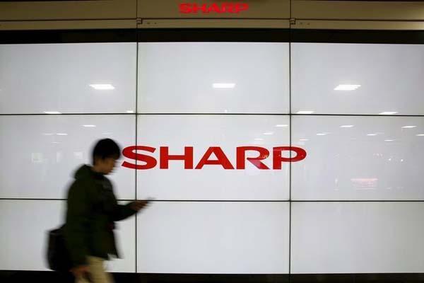 Sharp - Reuters/Yuya Shino