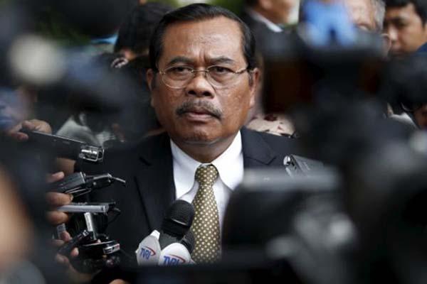 Jaksa Agung Muhammad Prasetyo - Reuters/Darren Whiteside