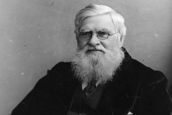 Alfred Russel Wallace - ibtimes