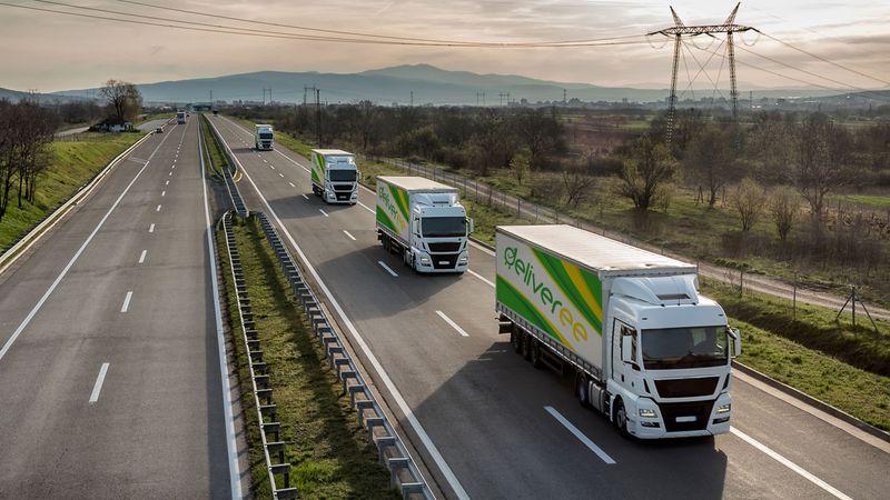 Deliveree meluncurkan layanan Full Truck Load (FTL) antar kota ke 23 kota di seluruh Pulau Jawa. - Dok. Deliveree