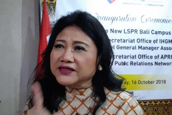 Ketua ASEAN Public Relations Network (APRN) Prita Kemal Gani