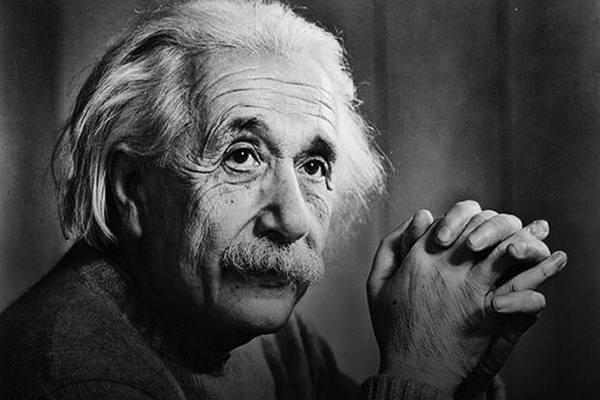 Fisikawan Nobel Albert Einsten - Istimewa