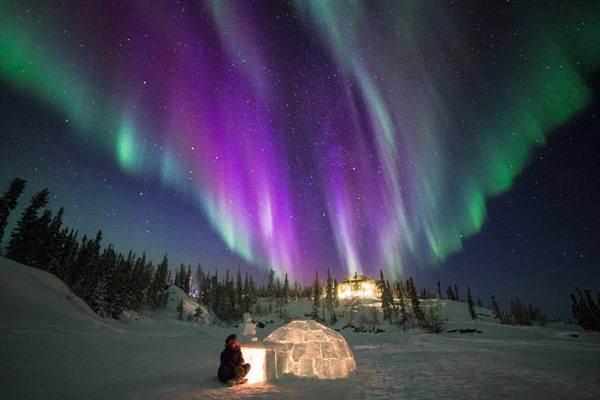 Aurora Borealis - Istimewa