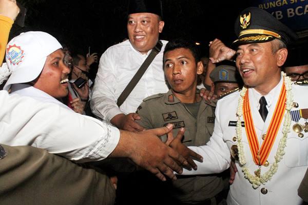 Wali Kota Bekasi Rahmat Effendi - Antara