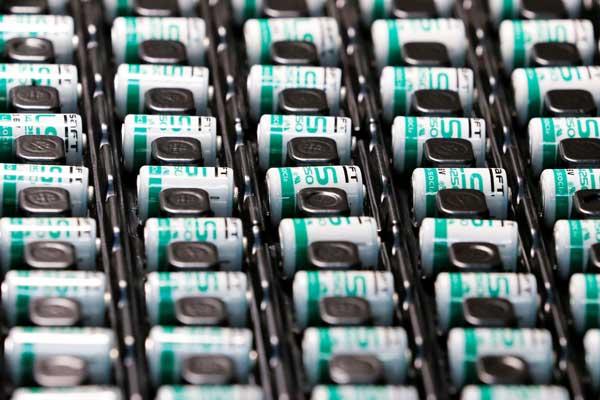 Baterai Lithioum Ion. - Reuters