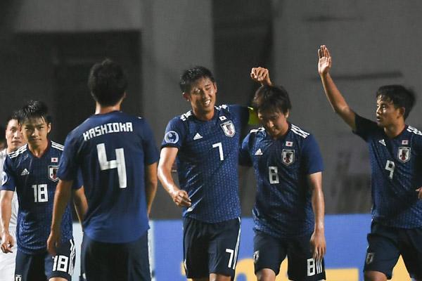 Timnas Jepang U-19 - The/AFC.com