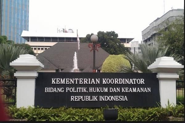 Kementeriian Koordinator Bidang Politik Hukum dan Keamanan RI - www.setkab.go.id