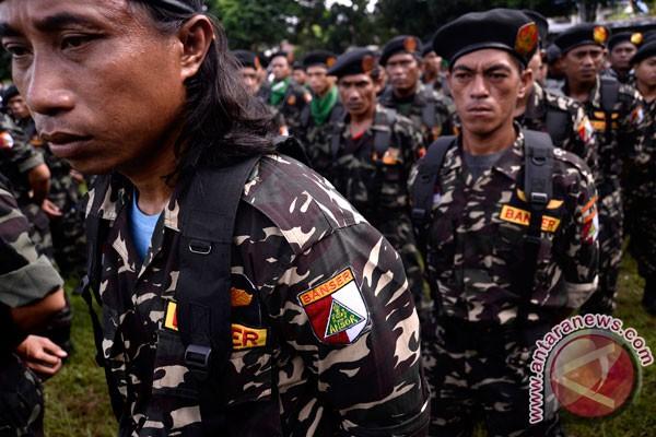 Ilustrasi: Anggota Banser NU - Antara