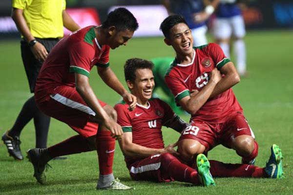 Timnas Indonesia U-19 - Antara/Sigid Kurniawan