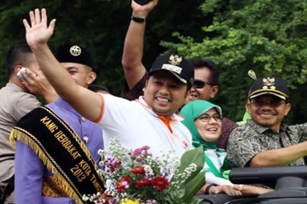 Wali Kota Tangerang Arief R. Wismansyah - Antara