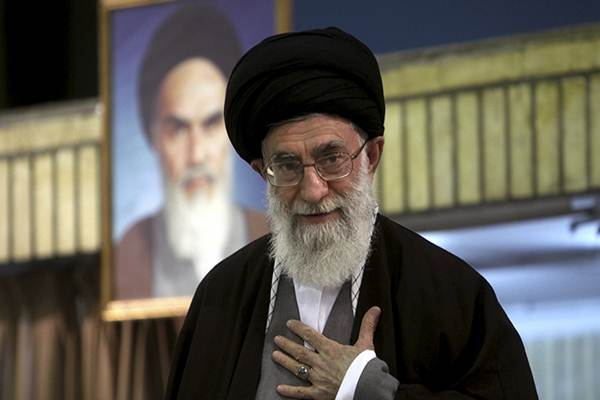 Ayatollah Ali Khamenei. - REUTERS