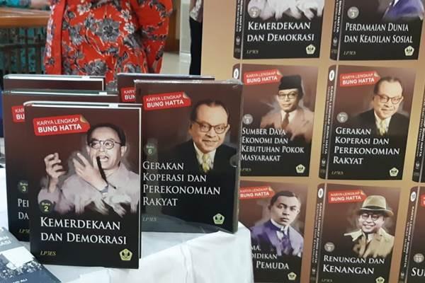 Buku Karya Lengkap Muhammad Hatta - Bisnis/Nur Faizah Al Bahriyatul Baqiroh