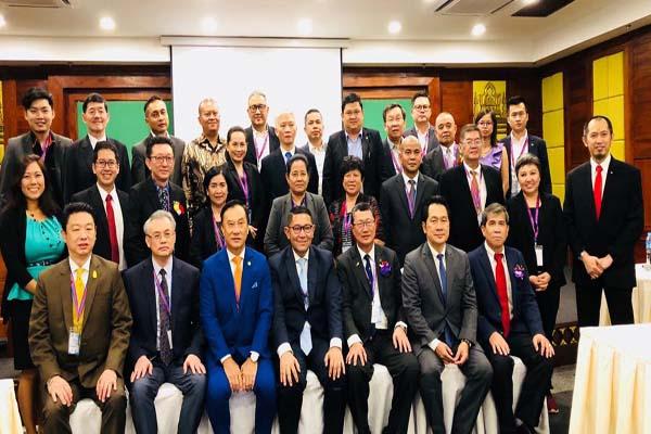 : The 28th Asean Federation of Forwarders Association (AFFA) Annual General Meeting, (16/11) - Istimewa