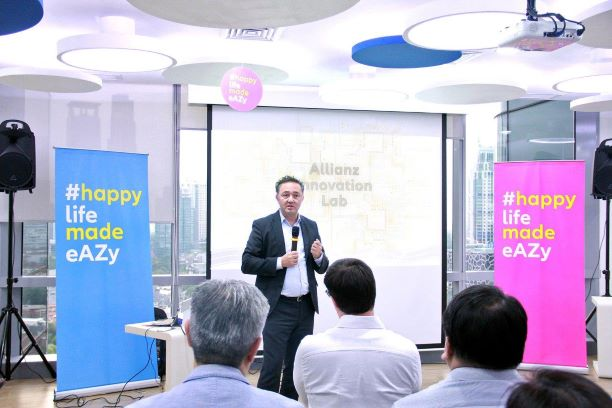 Allianz Indonesia memperkenalkan Allianz Innovation Lab yang diresmikan langsung oleh Solmaz Altin, Deputy Regional CEO Allianz Asia Pacific dalam kunjungannya ke Indonesia, baru/baru ini.