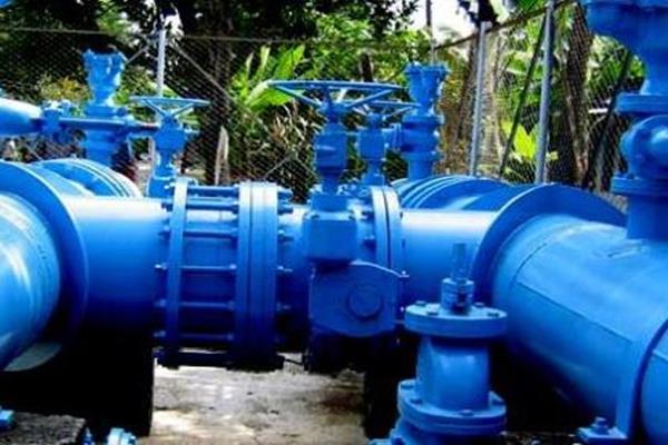 Instalasi pipa air bersih - kemendagri