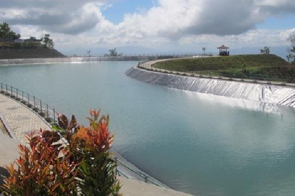 Ilustrasi:Embung Sriten, di Kabupaten Gunung Kidul, Provinsi DIY. - wisata.gunungkidulkab.go.id