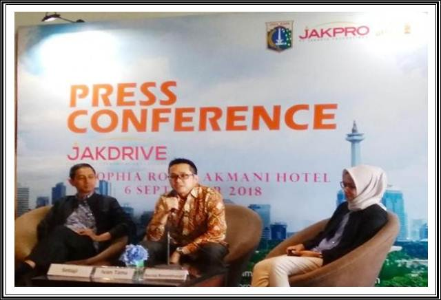 PT Jakarta Propertindo (Jakpro) merambah layanan manajemen dokumen (document management system) bernama Jakdrive - Bisnis