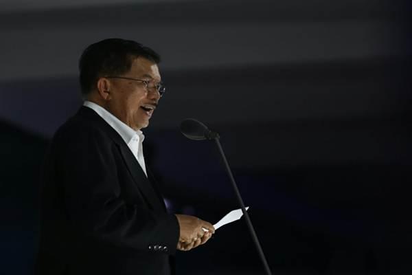 Wakil Presiden Jusuf Kalla. - Bisnis
