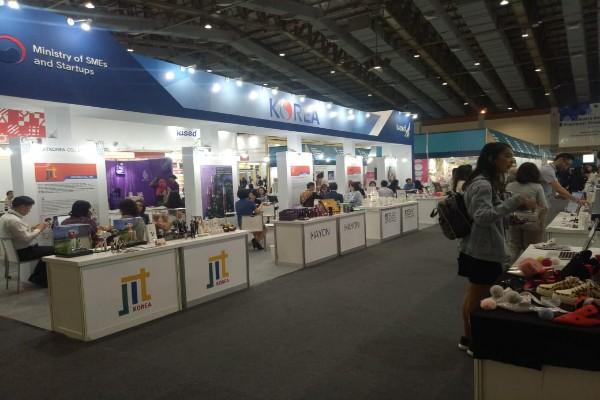 Berburu Produk Premium asal Korea di Jipremium 2018 - Dewi Andriani