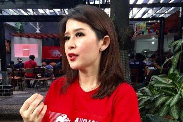 etua Umum Partai Solidaritas Indonesia Grace Natalie - ANTARA News/Try Reza Essra