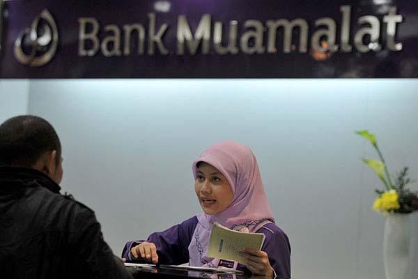 Aktivitas di Bank Muamalat - Antara