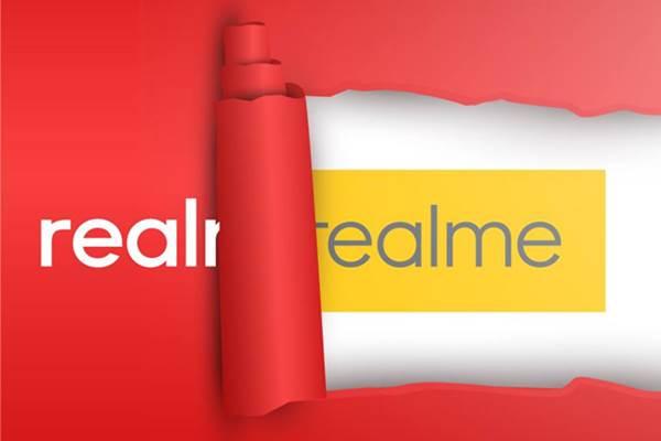 Logo Realme - facebook
