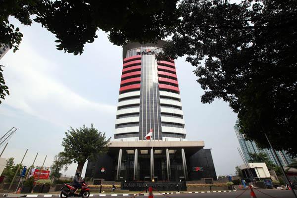 Gedung KPK. - Bisnis/Abdullah Azzam