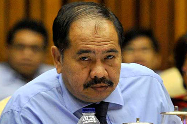 Kiagus Ahmad Badaruddin - Antara/Puspa Perwitasari