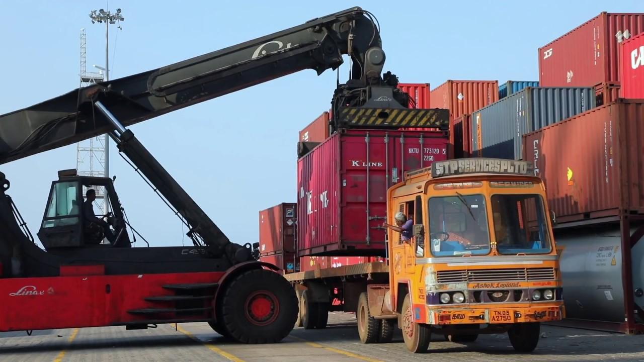 Profil Pelabuhan Chennai